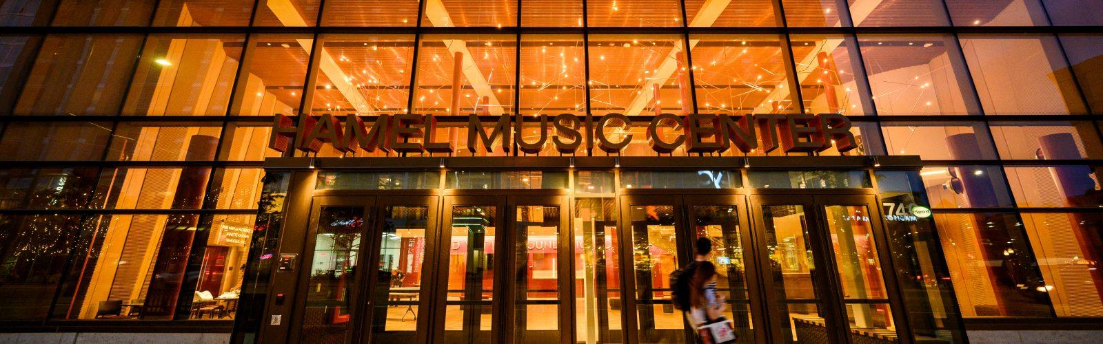 Hamel Music Center